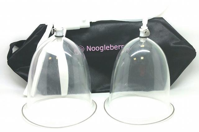 Noogleberry breast expander toronto